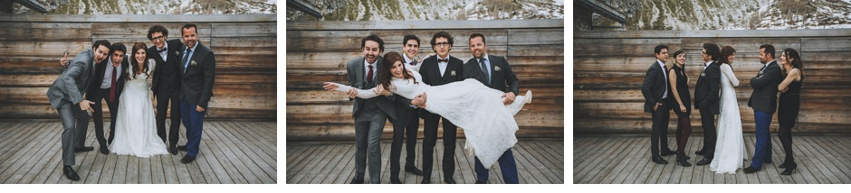 Val Isère photographe mariage